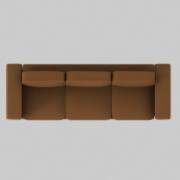 Archibit Generation Srl 3dmodels Sofas 3 Sit Sofa