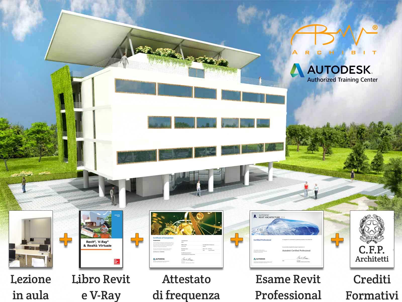 corso revit completo certificazione professional autodesk bim roma manuale elisabetta cenci design archibit centro corsi grafica 3d.jpg