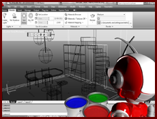 materiali corso certificato autoCAD 3D archibit centro corsi autodesk e certificazioni certiport roma