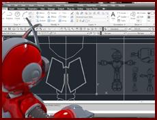 interfaccia aiuti al disegno corso AutoCAD Completo Archibit centro corsi Autodesk Roma