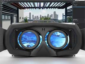 Corso unreal engine realtà virtuale architettonica Archibit centro corsi VR360 roma: