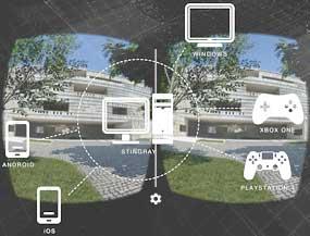 Corso Navisworks Unreal Engine esportazione realtà virtuale su oculus Gear e GoogleVR 360