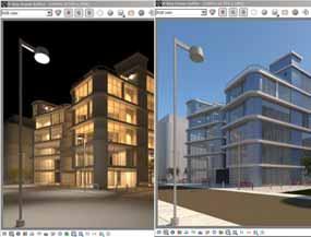 Corso VRay per Revit illuminazione fotorealistica Archibit centro corsi BIM Autodesk roma: