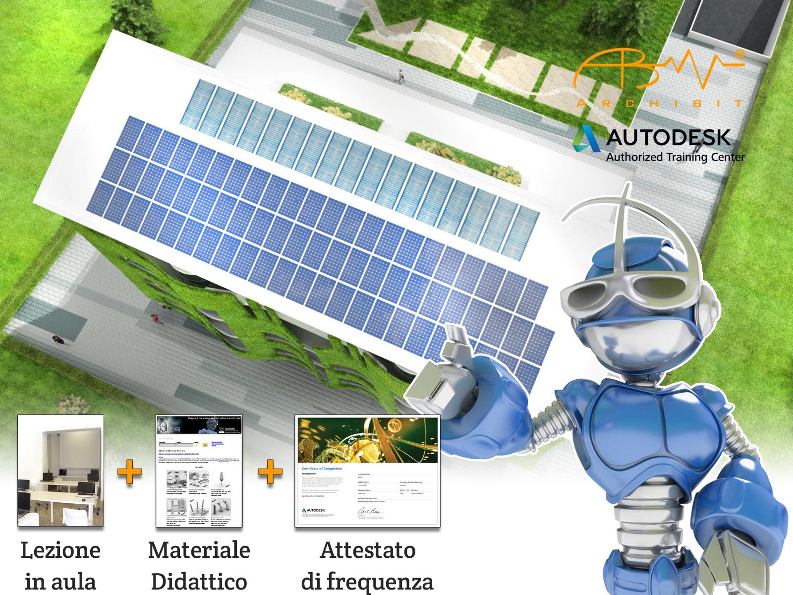 Corso Revit Structure - Archibit Generation centro corsi Autodesk Roma