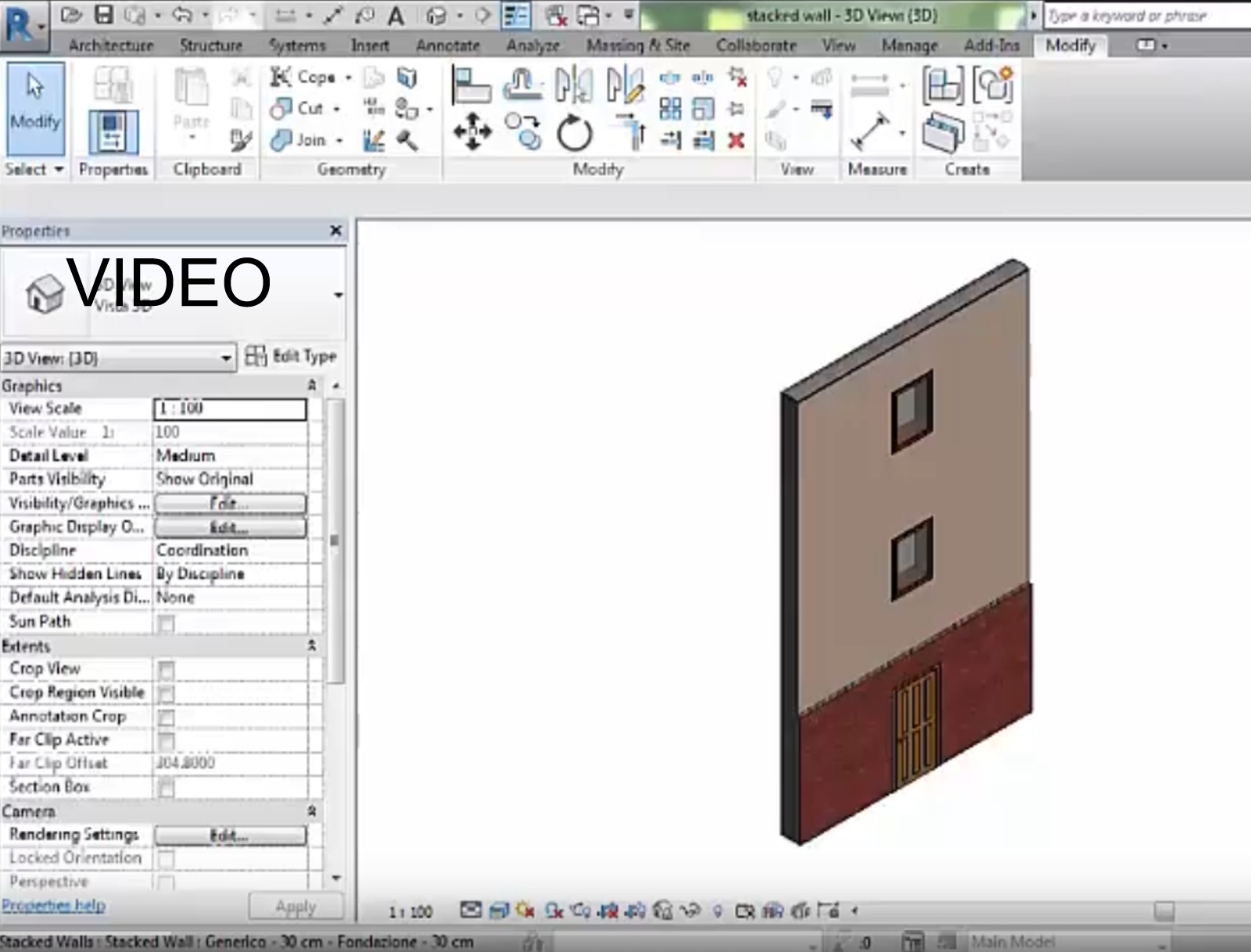 01 video revit open day corso gratuito revit a roma autodesk