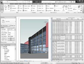corso revit autodesk Modellazione elementi architettonici