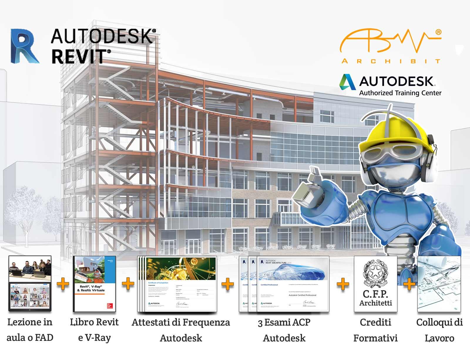 Archibit Generation srl | Autodesk Training Center | Corsi BIM- Corso BIM Specialist di 200 ore