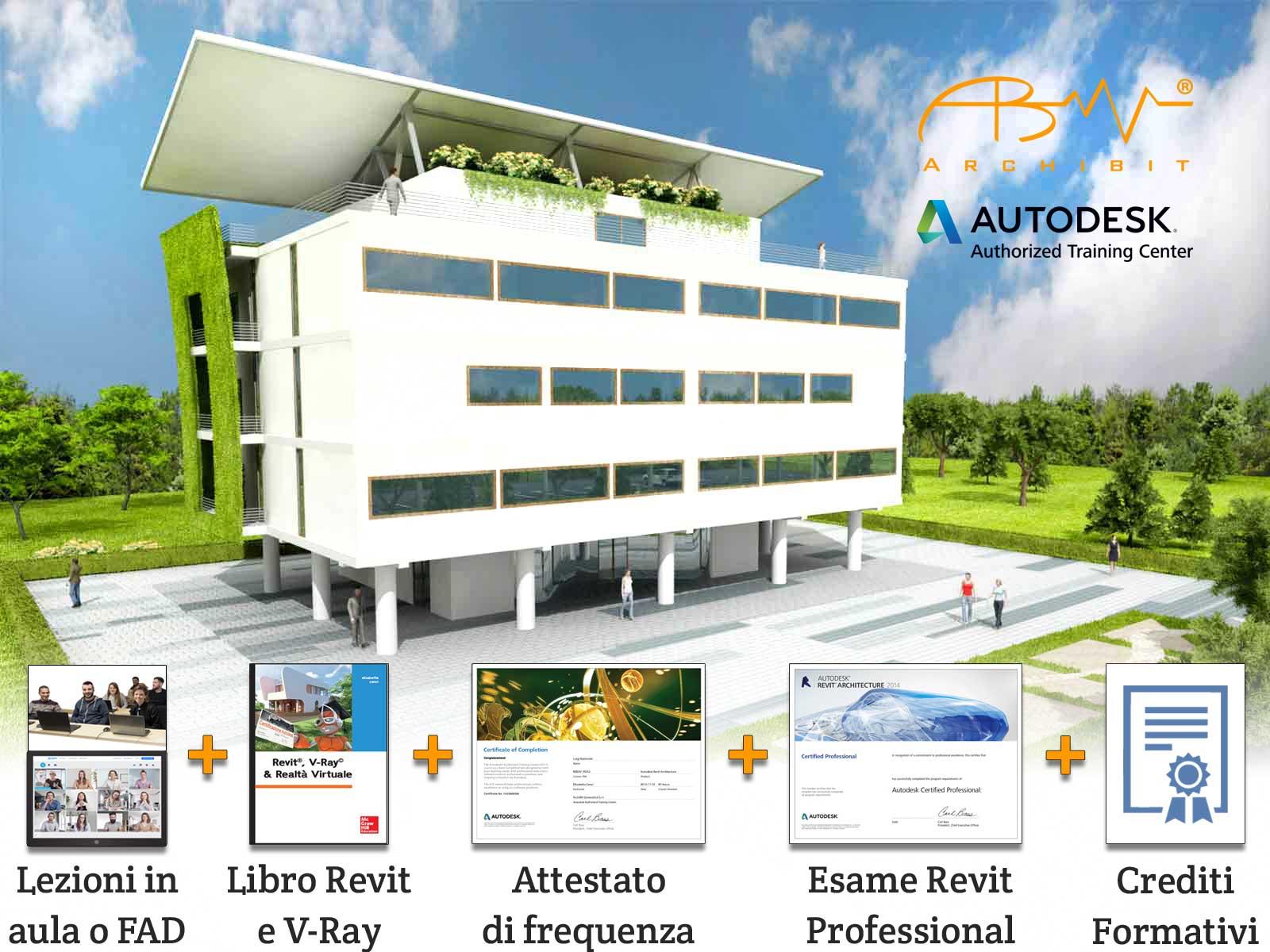 corso revit completo con certificazione autodesk roma corsi bim