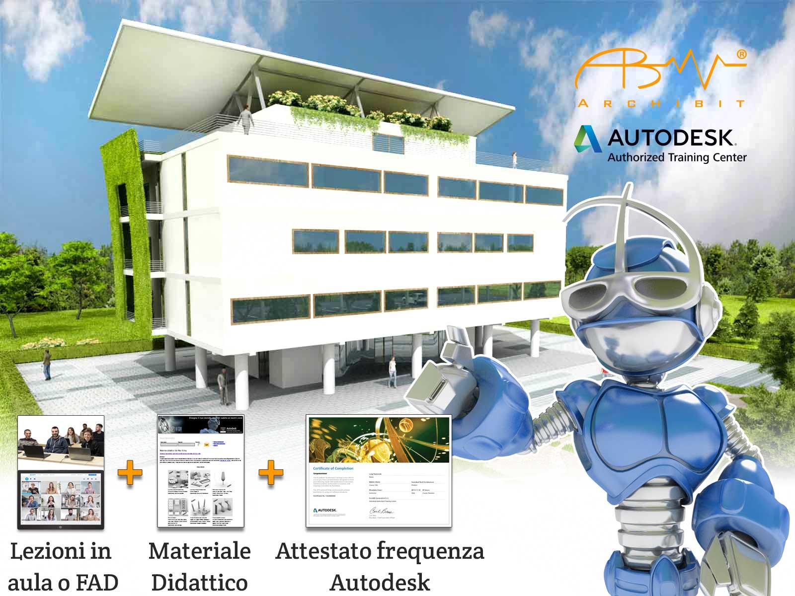 corso revt base bim autodesk roma centro corsi formazione professionale